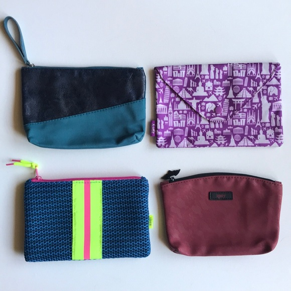 Ipsy Handbags - Makeup Bag Bundle